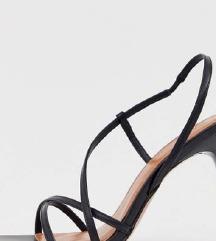 ASOS DESIGN sandale na petu