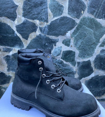 Timberland crne čizme