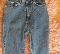 Jeans farmerice retro