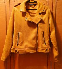 Kožna jakna (brušena koža)