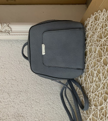 Plavi ruksak/ torbica