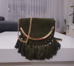 Zara torbica s resama NOVA