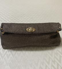 SNIŽENO: Šljokičasta pismo torbica