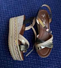 Ljetne sandale - špagerice