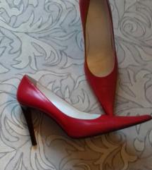 Crvene štikle / cipele 37