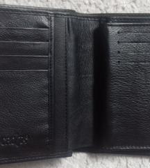 CROATA muški kožni novčanik - NOVO