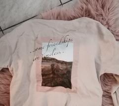 Crop top duga majica
