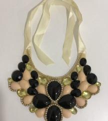 Ručni rad bogata ogrlica