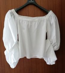 Bluza off shoulder 🔸 Zara Basic🔸