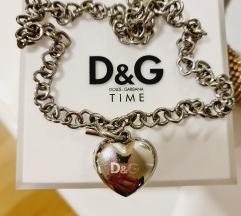 Dolce&Gabbana ogrlica-sat