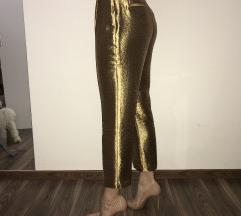 Zlatne hlače na crtu
