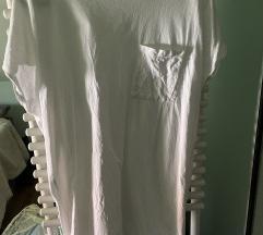 Majica tunika zara S oversized