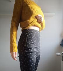 Hlače ZARA + džemper NA POKLON