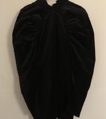 Rotate crna haljina original