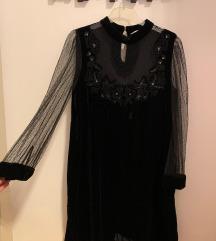 Plisana haljina zara