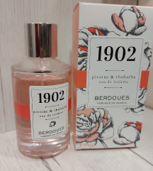 Berdoues - 1902 Pivoine & Rhubarbe (niche)