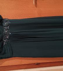 Duga svečana haljina plus size