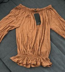 Reserved bluza otvorenih ramena