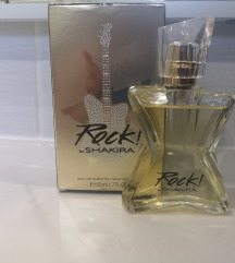 Parfem Rock by Shakira
