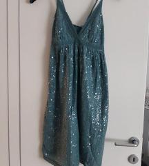 Haljina sa šljokicama