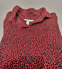 HM košulja tigrasti uzorak
