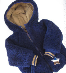 Zara obostrana jakna vel. 92 (18-24 mj.)