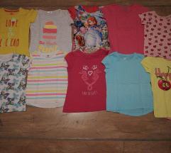Lot majica kratkih rukava