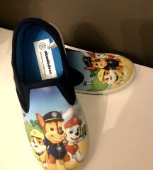 rezz djecje papucice za vrtic paw patrole