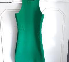 Haljina H&M  zelena