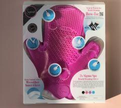NOVA SIGMA rukavica za cistit kistove! 💖