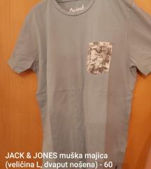 JACK&JONES muška majica, veličina L