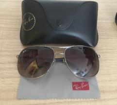 Sunčane naočale original Ray-Ban Aviator