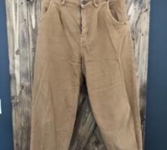 %50Zara slouchy hlače