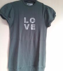 ANT jeans majica/tunika