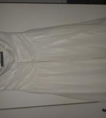 Bijela haljima ljetna Zara S - M