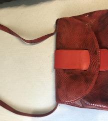 San Peter Crvena torbica preko ramena