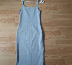 Zara siva uska haljina 🥰