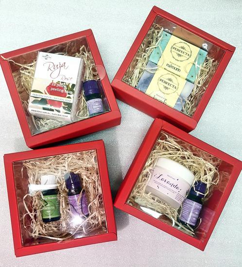 Prirodni poklon paket