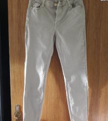 New yorker krem hlače