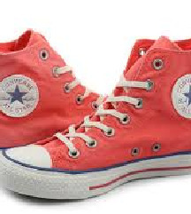 CONVERSE Chuck Taylor All Star Ox Washed Coral