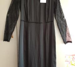 Nova Zara haljina čipka S