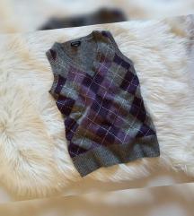 Amisu vuneni prsluk, kao novi 80% vuna