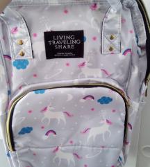 Novi ruksak/ torba za pelene