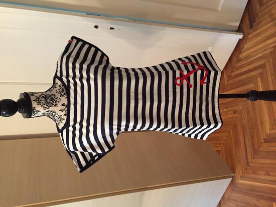 Mornarska majica vel M NOVA admiral