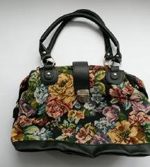 cvjetna torba, novo nenošeno