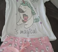 Pidžama unicorn