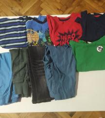 Lot novije odjecje vel. 98 - 104