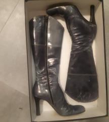 Fabi sive lakirane čizme 39