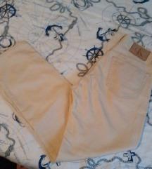 Original Calvin Klein bež hlače, broj 40,42