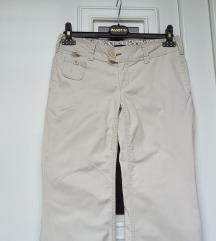 Gap, bež, pamučne hlače,  M